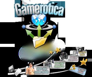 3D Kink Gamerotica Community
